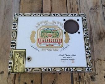 Cigar Box Portable Speaker, Arturo Fuente *SALE*
