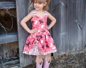 Rodeo Sweetheart Mini Line - Poppy Dress