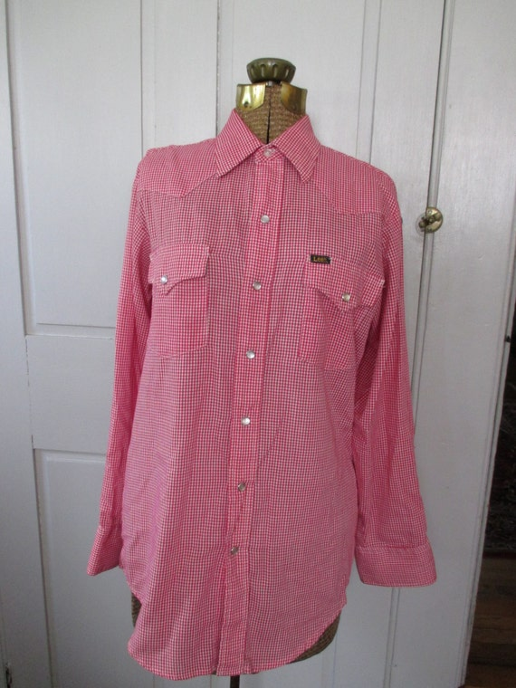 Lee Western Style Shirt