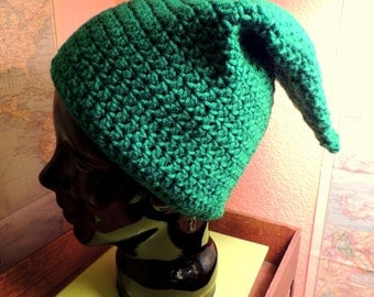 Crochet Made to Order: Link Hat from any Legend of Zelda Game