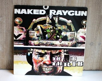 Naked Raygun Store: Official Merch & Vinyl
