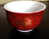 Vintage Porcelain Tea Cup - Autresor