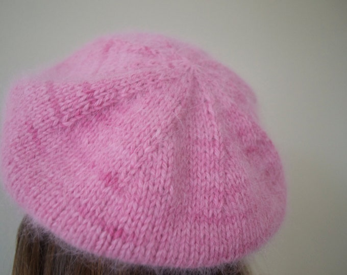 Pattern - Lynn's Lovely Beret to Knit