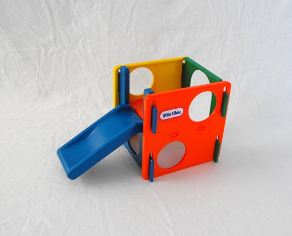 Little Tikes Orange Slides : Little tikes climbing cube with slide bing images