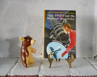 Tom Swift and His Megascope Space Prober No. 20 1st Ed.  Hardback 1962