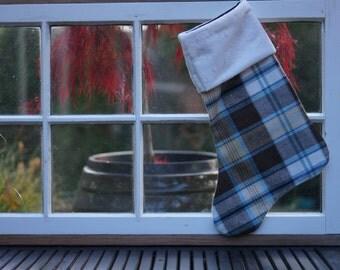 Plaid Counrty Stockings