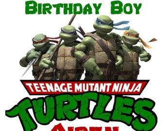 Ninja Turtles Birthday Invitation with adorable invitations ideas