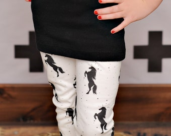 The Reilly Leggings - All Organic Cotton