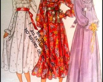 "Vogue Bridal Design 1815  Misses' Bridal Dress  Bust 32.5"" UNCUT"
