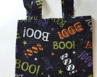 Small gift bags for Halloween, Boo bags, treat bags