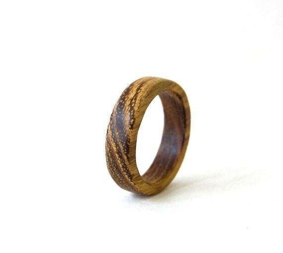 wooden ring wedding rings unisex wood ring wedding