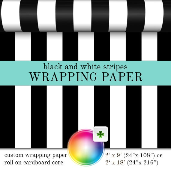 custom made wrapping paper