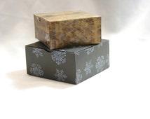 DIY Box, Gift Box, Paper Box, Box Template, Printable Gift Box, Large Square Box