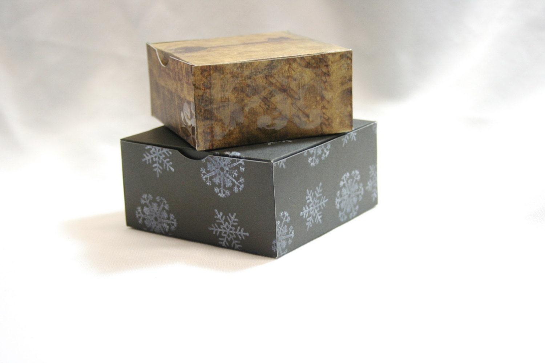 diy box gift box paper box box template printable gift. Black Bedroom Furniture Sets. Home Design Ideas