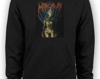 Metropolis - Classic SciFi Movie Hoodie