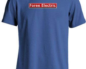 Shaun of the Dead Zombie Movie - Foree Electric T-shirt