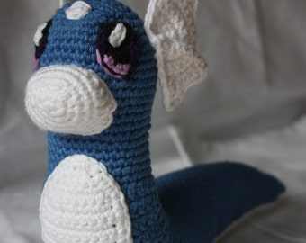 Dratini - Crochet Pokemon
