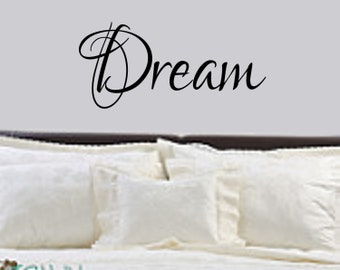 Dream Wall Decor bedroom wall decal goodnight my love 2 bedroom decal