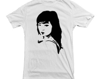 Bjork T-shirt Debut