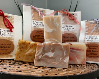 Hand Crafted Soap of the Month Club Membership! (12 months)