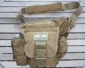 Daddy Doody Bag - Military Style Tactical Diaper Bag for Dad or Mom