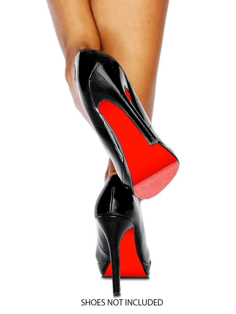 colored sole heels ,christian louboutin blue ,red bottom shoes ...