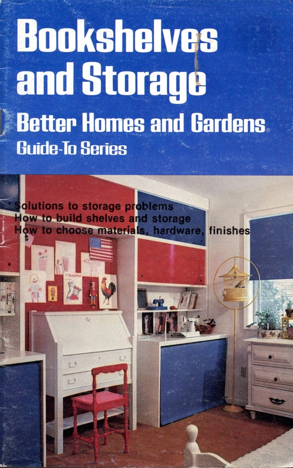 Bookshelves And Storage From Better Homes And Gardens