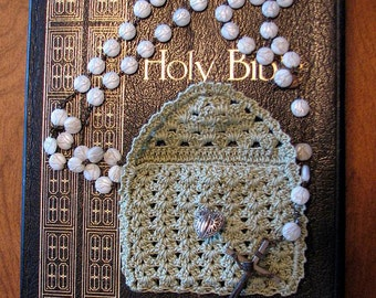Crochet Rosary Pouch Only New Crochet Patterns