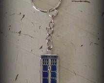 Different designs available Doctor Who keychain