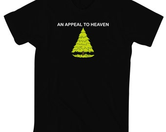 An appeal to heaven t shirt