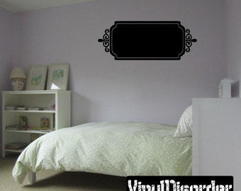 Frame Vinyl Wall Decal Or Car Sticker - Mv009ET