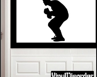 Boxing Vinyl Wall Decal or Car Sticker - boxingst005ET
