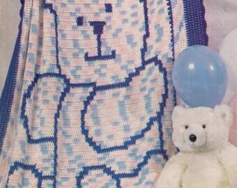 Teddy Bear Rug | Etsy