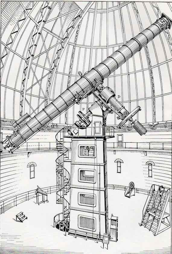 antique astronomy equipment - photo #4