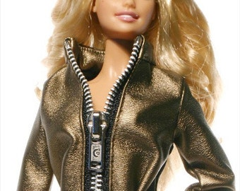 Handmade clothes for Barbie (jacket): Arcell