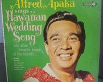 Alfred Apaka With Danny Stewarts Hawaiians Hawaiian Favorites
