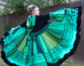 Recycled Sweater Coat with a Medieval Liripipe Hood by SnugglePants- Custom