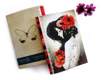 Talisman - A5 Handmade Notebook