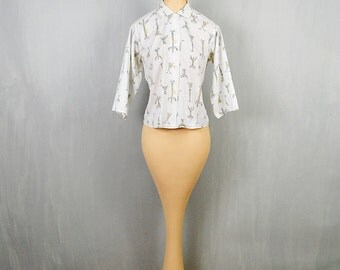 20 PERCENT OFF Code: 20FOR17 > 1960's Candelabra Print Shirt