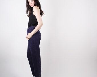 90s Purple Versace Jeans   - Vintage Versace  -  The It Girl Jeans  - 5126