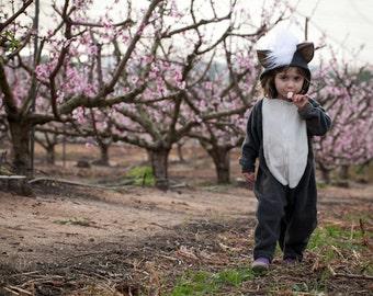 Christmas Skunk/ Christmas Gift Kids/ Holiday Gift/ Skunk Costume/Christmas gift for Children/Baby Costume/ Toddler Costume/ Kids Costume