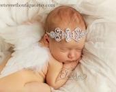 Newborn Angel Wings Sweet Beloved Wings And Headband Set Newborn Photo Prop