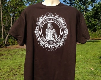 Brent Mydland - Just A Little Light Tribute T Shirt   / Mongo Arts /  Super Soft ECO Friendly Tultex Brand Shakedown Lot T Shirt