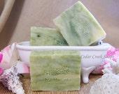 SOAP ~ Citrus Herb Soap ~ Citrus Cold Processed Soap ~ Natural Herbal Soap