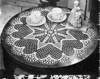 PDF Booklet, 8 Patterns, Crochet Pattern PDF, Medallion and Doily designs, Crochet Pattern, Vintage Crochet PDF, Download Immediately