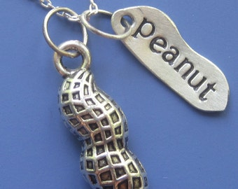 Peanut Necklace