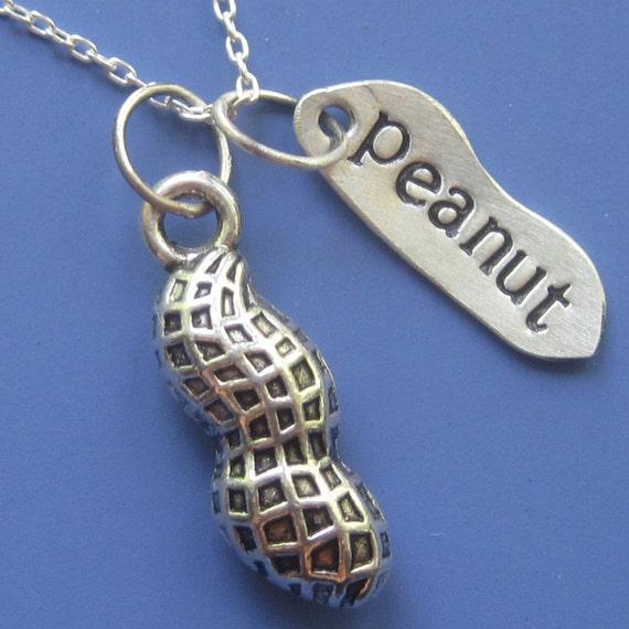 peanut necklace