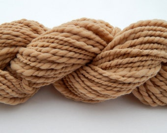 Neutral-Plant Dyed Handspun Yarn