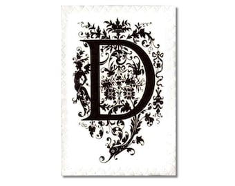 Dishwasher Clean Dirty Magnet Flip Sign Vintage Decorative Font C D art nouveau NOW Stainless Steel Option Wife Gift