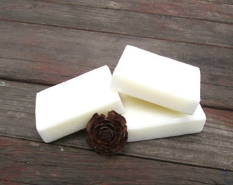Organic Coconut soap DEATH by COCONUT-Handmade Soap-Palm Free Soap